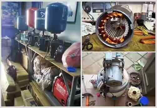 Harga Service dan Perbaikan Pompa Air Water Pump