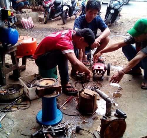 Alamat Tukang Service Pompa Air Marunda, Jakarta Utara
